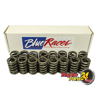 Holden 253 308 304 Efi 5.0L Valve Springs Lt1 Heavy Duty Performance Blue Racer