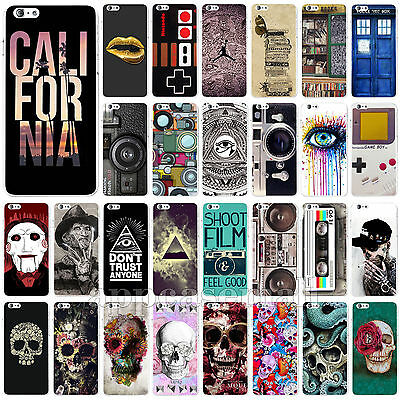 New Various Skull Pattern Hard Back Skin Case Cover for iPhone6 6 Plus Protector