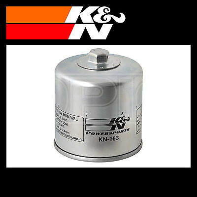 K&N Oil Filter Powersports Motorcycle Oil Filter Fits BMW - KN-163