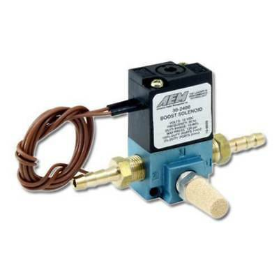 AEM Boost Control Solenoid Kit with 1/8 inch NPT,  PN: 30-2400