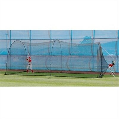 Heater Power Alley Real Ball Baseball Batting Cage