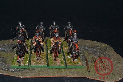 28mm Ancient WAB DPS Painted Late Roman Horse Cavalry WP7153