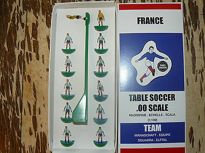 France 1978 In Named Box  Subbuteo Top Spin Team