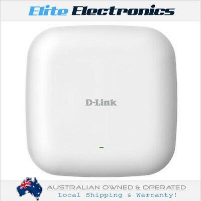 D-Link Dap-2660 Wireless Ac1200 Concurrent Dual Band Poe Access Point Dlink