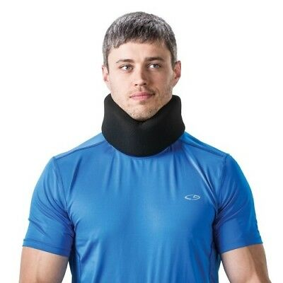 Core Products Universal Foam Cervical Collar, Black