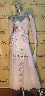 Ballroom Dance / Smooth / Standard Competition Dress Size S, M, L (St39E)