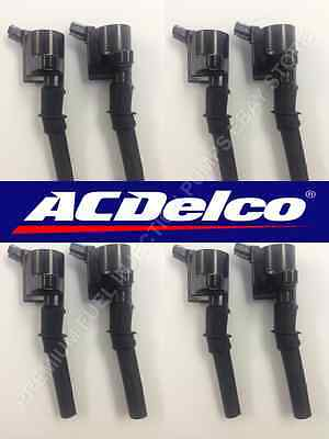 LOT OF 8 FORD / LINCOLN / MERCURY - NEW ACDELCO IGNITION COILS