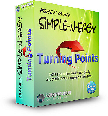 Forex Made Simple-N-Easy Turning Points. Catch fresh trends early