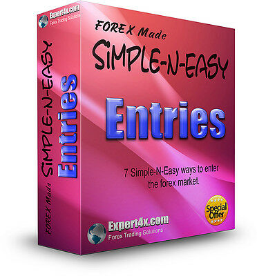 Forex Made Simple-N-Easy - Entries Get the  course. Learn what Forex traders do