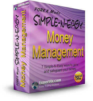 Forex Made Simple-N-Easy Valuable Money Management course to protect your Money