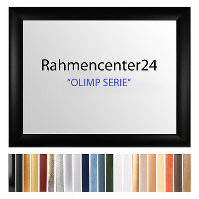 PICTURE FRAME 22 COLORS FROM 21x37 TO 21x47 INCH POSTER GALLERY PHOTO FRAME NEW