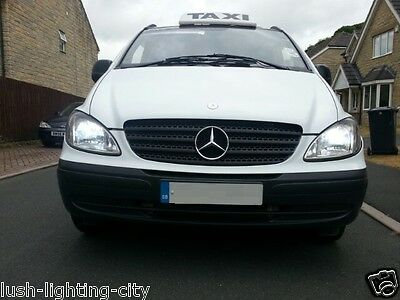 MERCEDES VITO H7 HID CANBUS KIT ERROR FREE 6000k 8000k CANBUS PRO W639 DIPPED BE