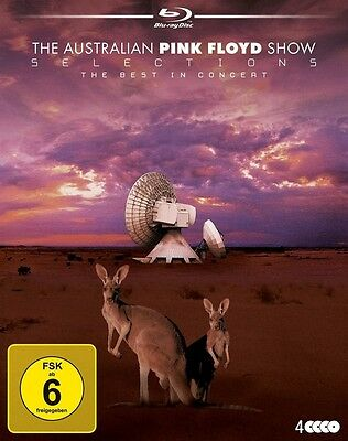 The Australian Pink Floyd Show - Selections-The Best In Concert 4 Blu-Ray Neu