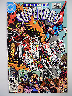 VINTAGE! DC Comics The New Adventures of Superboy #49 (1984)