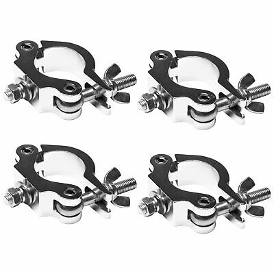 Global Truss Narrow Clamp Medium Duty Clamp For 50mm Tubing - 4 Pack