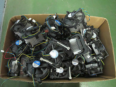 Used Cpu Heatsink / Fan Intel 775