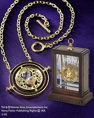 Harry Potter Hermione's Time Turner Official Replica The Noble Collection