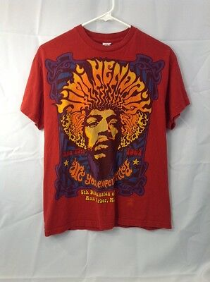 Jimi Hendrix T Shirt Are You Experienced?  Med