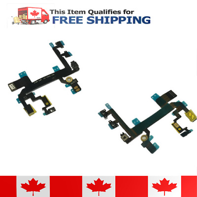 iPhone 5s Power On Off Volume Button Flex Cable