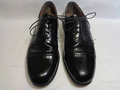 FLORSHEIM @EASE BLACK LEATHER UPPER MADE IN UNKNOWN SIZE 12 M