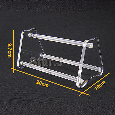 Dental Acrylic Stand Holder for Orthodontic Pliers Forceps Scissors NEW