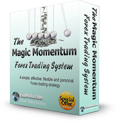 The Magic Momentum Forex Trading System - 50% OFF!!