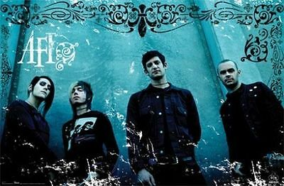 MUSIC GROUP AFI POSTER PRINT 34x22 NEW FREE SHIPPING