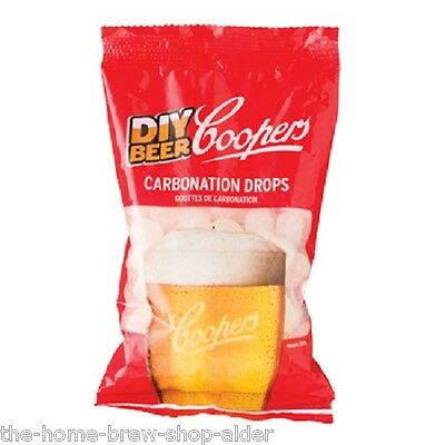 Coopers Carbonation Drops - Home Brew - Beer Making - Homebrewing