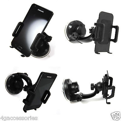 Sony Xperia Z3 In Car Phone Holder Cradle Windscreen Suction Mount Perfect Fits