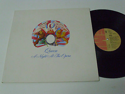 QUEEN A Night At The Opera - PORTUGAL LP - 4th release (1982) - RARE