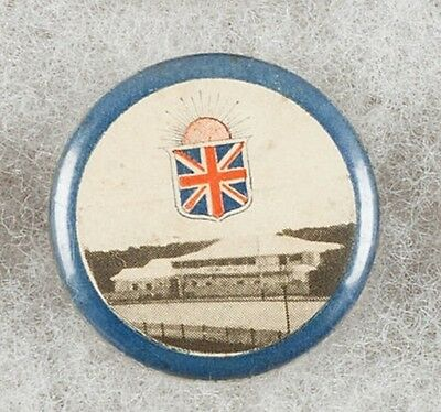 World War One Australian Recruitment Pinback Button Badge - Very Rare