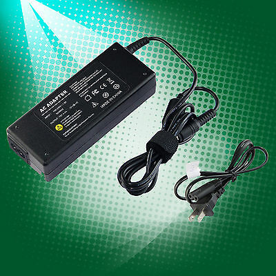 15V 5A Power Supply/AC Adapter Charger for Toshiba Satellite/Tecra Laptop +Cord