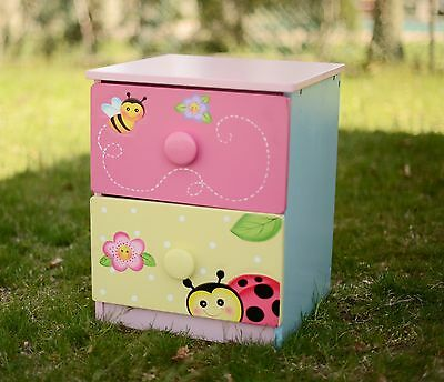 Fantasy Fields by Teamson Magic Garden 2 Drawer Cabinet