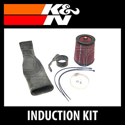 K&N 57i Performance Air Induction Kit 57-0326 - K and N High Flow Original Part