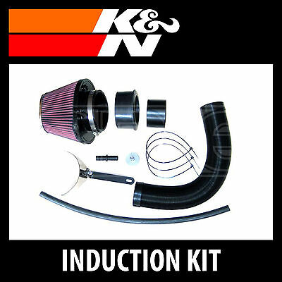 K&N 57i Performance Air Induction Kit 57-0632 - K and N High Flow Original Part