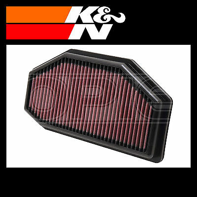 K&N Air Filter Motorcycle Air Filter for Triumph Speed Triple 1050 | TB-1011