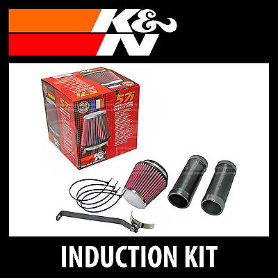K&N 57i Performance Air Induction Kit 57-0680 - K and N High Flow Original Part