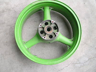 1998 Zx6R Kawasaki 99 Zx Zx6 Rear Wheel Rim