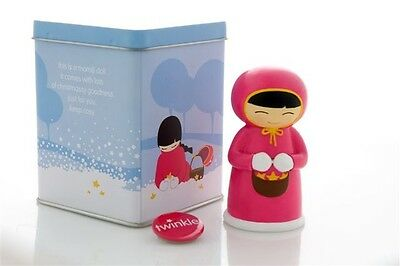 Momiji Christmas 2008 Limited Edition Secret Message Doll: 'Twinkle' By Franco