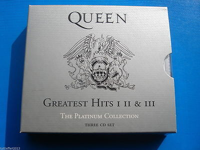 CD QUEEN - PLATINUM COLLECTION 1° STAMPA! 2000 (Parlophone 7243 5 29883 2 7)