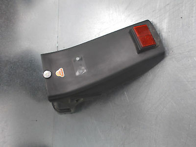 Keeway Speed 125 Number Plate Holder Panel Fairing