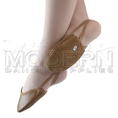 Dance Foot Thongs Foot undies Tan Rythmical Modern Gymnastic