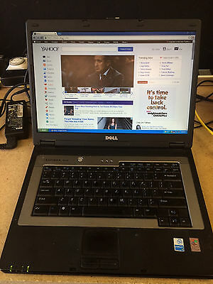 "Dell Inspiron B130 14.1"" Notebook Laptop 1.8GHZ 40 GB HD Works Great FREE SHIP"