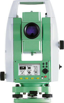 "Leica Flexline TS06 Plus 5"" R500 Total Station For Surveying & Construction"