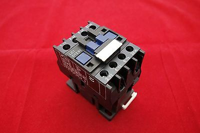 1PC FITS Old Type  LC1-D1201 AC CONTACTOR 12A Coil 120V AC 50/60HZ 3NO+NC
