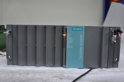 Siemens Simatic Rack Pc847B 6Es7643-8Gm21-3Xx0 2Cpu T5500 1.66Ghz Tested Working