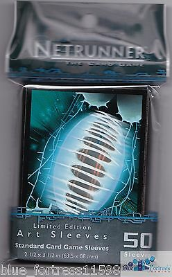 Android Netrunner Card Sleeves Deck Protectors *snare* For Mtg Netrunner