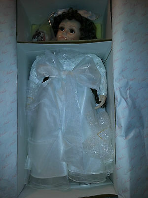 "MARIE OSMOND FINE PORCELAIN ""ALL GROWN UP "" DOLL NUMBERED NIB"