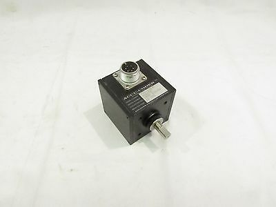 Incremental Hollow Bore 755A Encoder Accu-Coder 755A-02-H-0400-R-HV-1-S-S-N