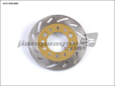 HONDA Dio G Elite AF16/18 DD50 Fiddle GY6 50/150 - ø140mm Front Disc Brake Rotor